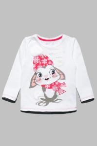 5-10-15 bluzka dziewczynka
