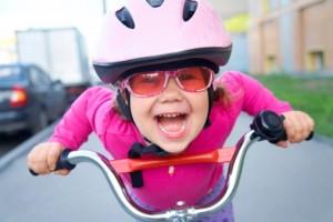 Jazda na rowerze to wielka radość