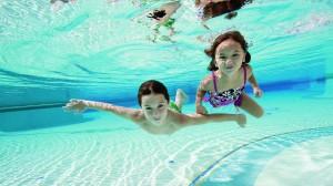Dzieci uwielbiają wodę