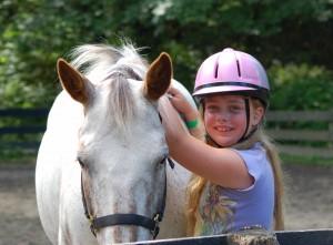 Jazda konna to świetna zabawa dla dziecka
