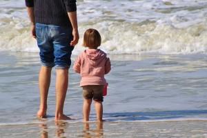 Dziecko do wody morze wejść tylko z osobą dorosłą