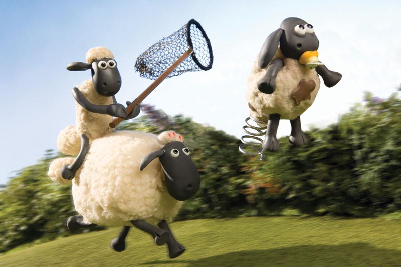 Na farmie rządzą owce