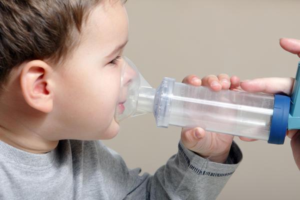 Inhalator pomaga przy leczeniu kaszlu