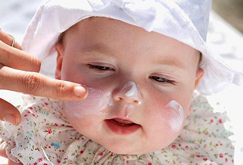 Skóra dziecka wymaga odpowiedniej pielęgnacji
