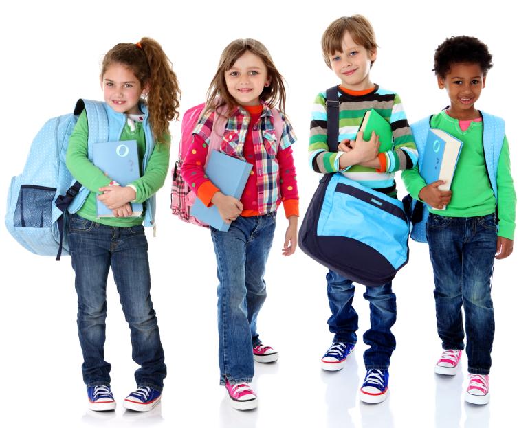 Na rynku mamy do wyboru plecaki, tornistry i plecaki na kółkach