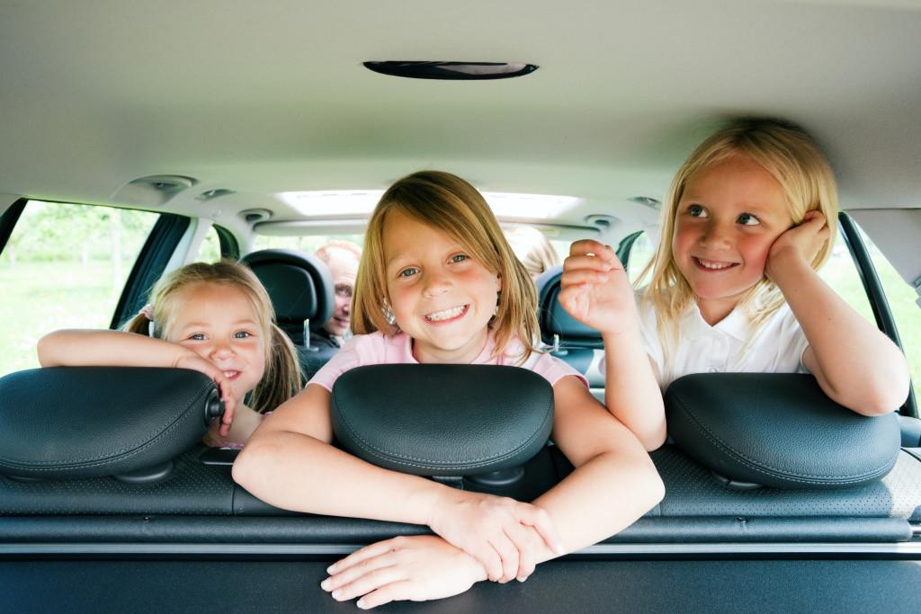 Wygodny i bezpieczny samochód jest niezbędny w rodzinie