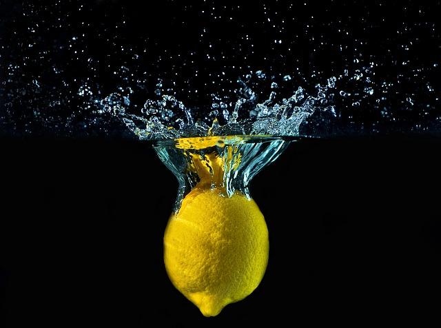 Elektrolity mogą mieć smaczny, cytrynowy smak