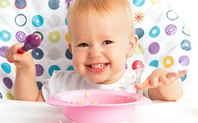 dania dla niemowląt