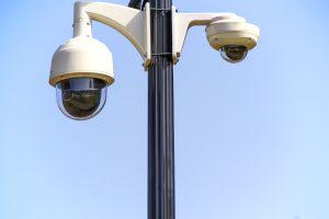 Monitoringowa kamera 360 stopni