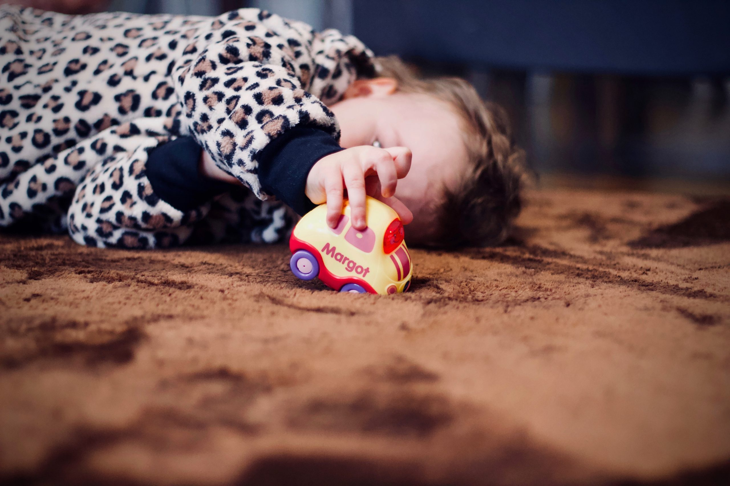 Zabawa na dywanie