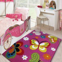 Dywan do pokoju dziewczynki